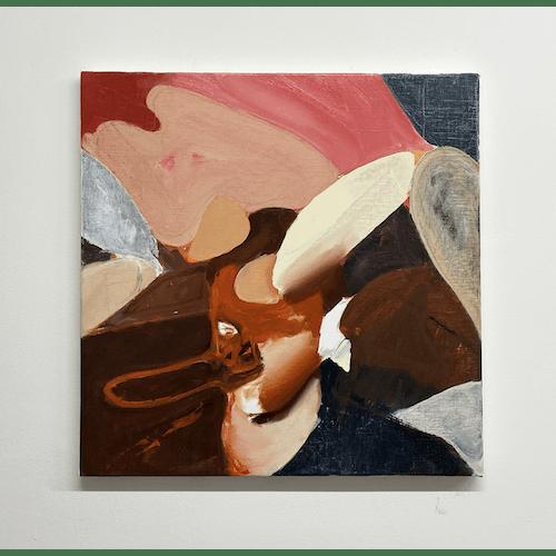 Study for a portrait 4 by Matteo Venturi