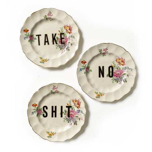 Take No Shit by Maggie Hall