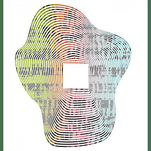 Variation Souple 26.01 - 19 by Laurent Prudot