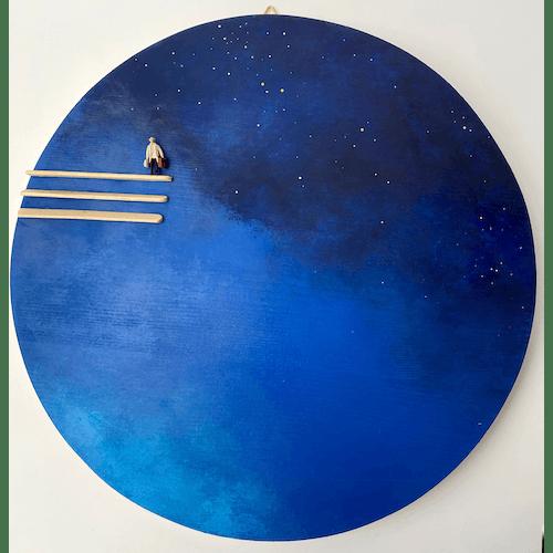 Galaxy Trip by Vera Vizzi