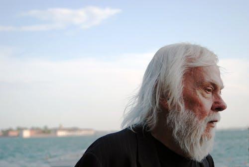 John Baldessari in Venice in 2009.