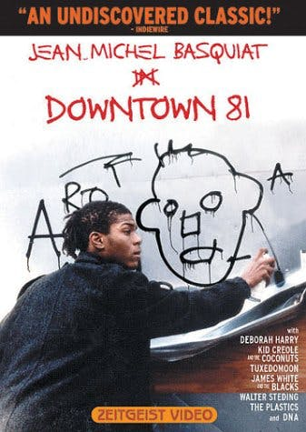 In Downtown Basquiat played an artist much like himself.