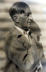 Ruth's teacher and mentor Josef Albers c. 1948.