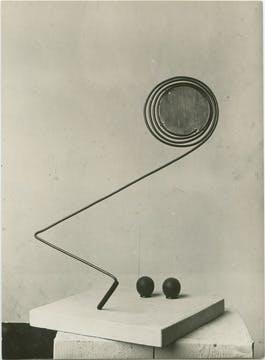 Féminité, c. 1930  Photograph by Marc Vaux.