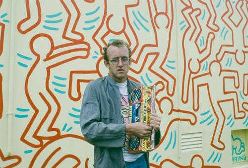 Keith Haring, Collingwood, 1984.