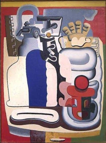 A Corbusier Still Life.