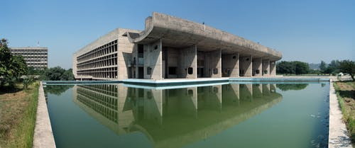 One of Le Corbusier's mroe iconic designs.