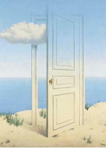 René Magritte, La Victoire, 1939.