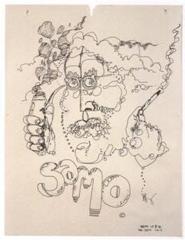 © Copyright 2010 The Estate of Jean-Michel Basquiat