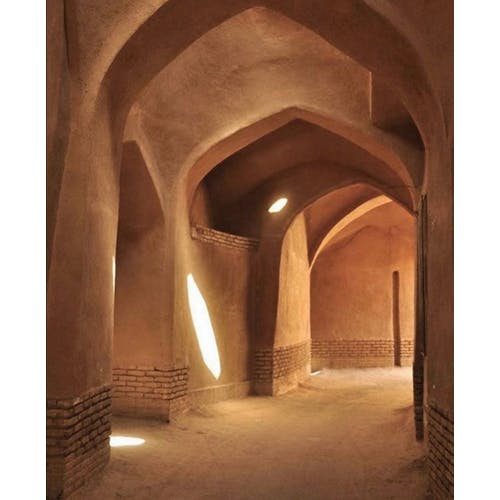 Image: Yazd, Iran, image via AD Magazine