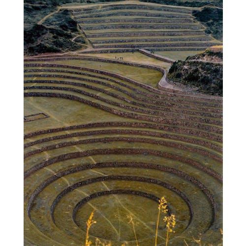 Image: Moray ruins, Sacred Valley, Peru, by Shona Sanzgiri