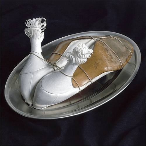 My Nurse, 1936 by Meret Oppenheim
