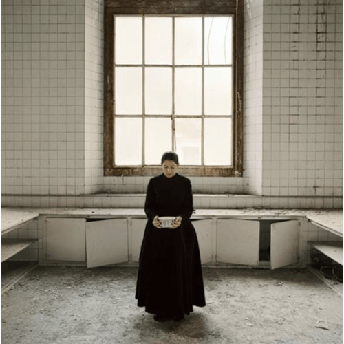 The Kitchen V, Carrying the Milk, 2009, Marina Abramovic