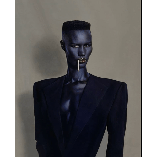 Grace Jones photographed by Jean-Paul Goude